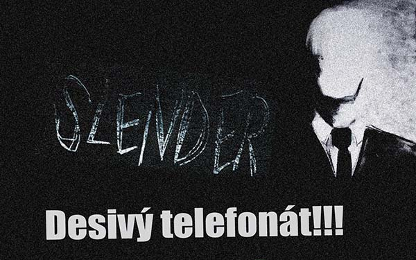 Photo of Děsivý hovor s policií – Slenderman