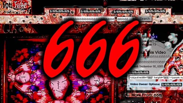 Photo of Username: 666