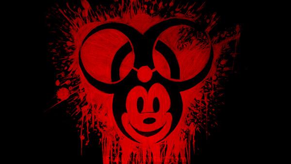 stiak bio mickey cyclon d gass mask creepypasta cz česky darktown.cz děsivé záhady deepweb darkweb darktown mickey mouse
