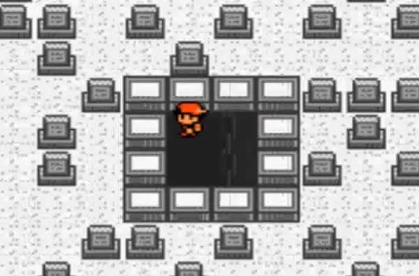 Pokémon lost silver game download hra ke stažení creepypasta pokemon creepy strach darktown gameboy stará oldschool game