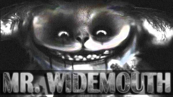 mr. widemouth furby creepypasta darktown.cz strach stvoření příšera hřbitov pozor děti