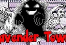 Syndrom Lavender Town tone brutal frequency zkušenost pokemon red and blue psycho suicide darktown.cz creepypasta časky