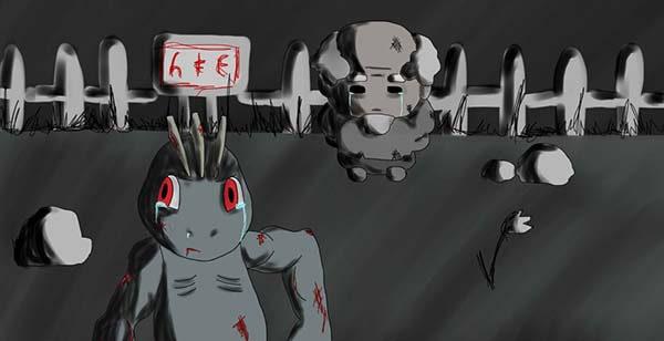 Vermillion City - Stavební Projekt pokémon hra gameboy game pokepasta darktown.cz creepypasta česky