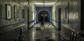 Vizor mozek brain creepypasta darktown darktown.cz děsivý příběh creepy hospital nemocnica děsivé strach smrt