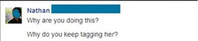 Moje mrtvá přítelkyně mi psala na Facebook My Dead Girlfriend Keeps Messaging Me darktown.cz creepypasta