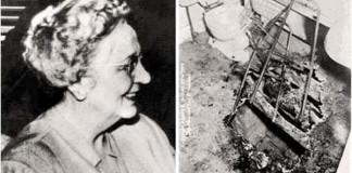 The Strange Death of Mary Reeser skutečný příběh creepypasta děisvé strach darktown.cz smrt ženy