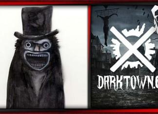 nakreslete monstrum creepypasta česky děsivé babadooka darktown.cz strach obludy