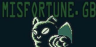 Misfortune.gb creepypasta česky game děsivý hra darktown.cz strach záhady příběhy strašidelná hra