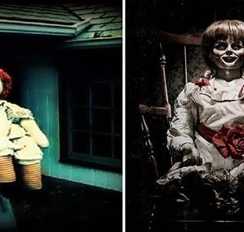 Annabelle - True (Hi)story horror film darktown.cz creepy creepypasta creepycon.cz děsivé