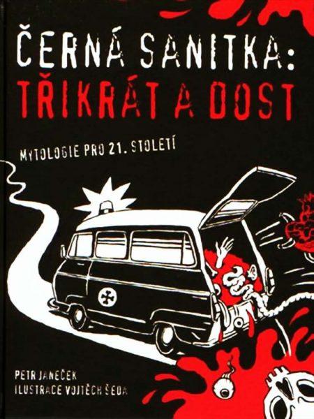 Černá sanitka- třikrát a dost městsné legendy creepypasty darktown
