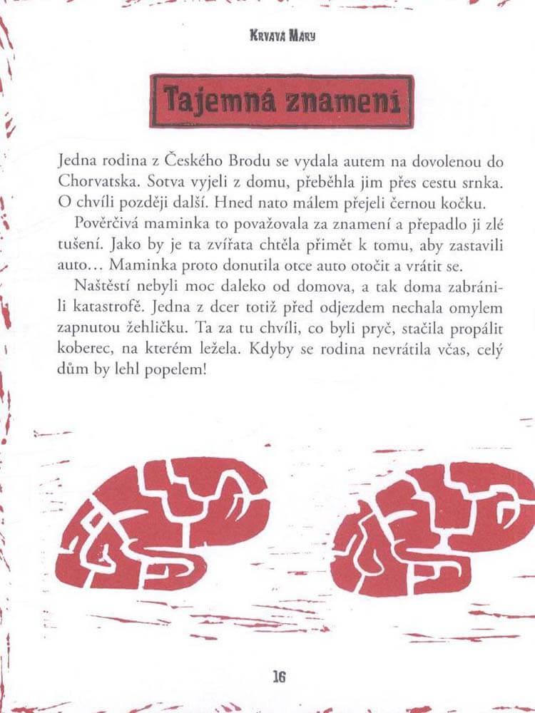 Krvavá Máry a jiné strašlivé historky kniha mp3 darktown.cz