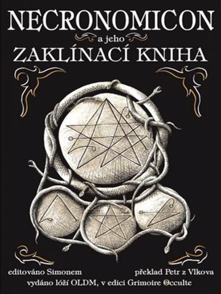 Necronomicon a jeho Zaklínací kniha darktown.cz