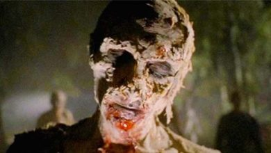 Zombie Flesh Eaters zombi 2 film recenze movie luvio fulci horror gore review