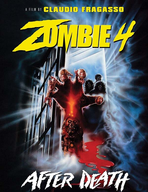Zombie Flesh Eaters 3 After Death - Zombi 4 horor film recenze movie gore darktown.cz