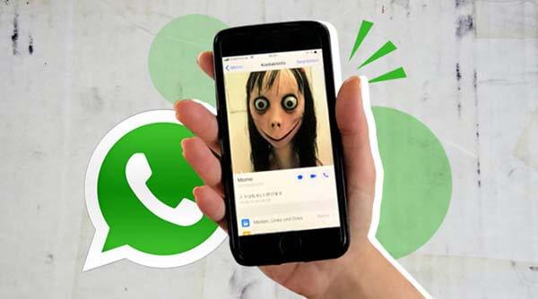 momo záhada whatsapp sebevražedná hra darktown.cz pravda socha čísla