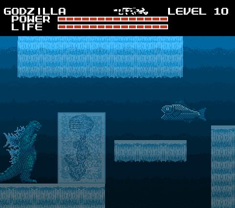 NES Godzilla Creepypasta Chapter 4: Dementia