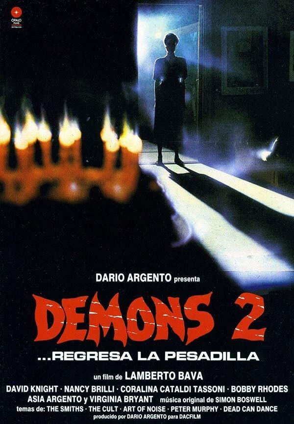 demoni 2 film horor gore old darktown.cz recenze