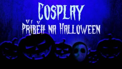 Photo of Cosplay: Creepypasta na Halloween