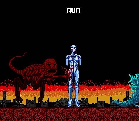NES Godzilla Creepypasta - Chapter 6: Extus creepypasta cesky darktown