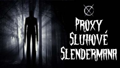 Photo of Slender Man – Proxy: sluhové Slendermana