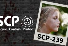 Photo of SCP-239: The Witch Child