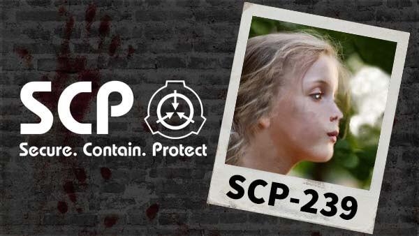 scp 239 the witch child darktown