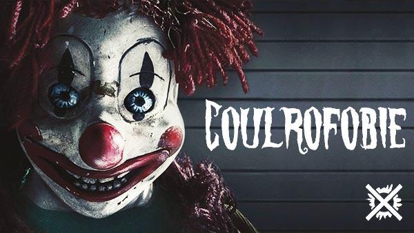 Coulrophobia Coulrofobie strach z klaunu darktown
