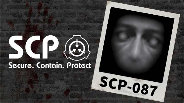 SCP-087 The Stairwell scp nadace darktown