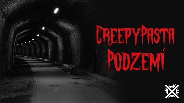 creepypasta podzemí darktown