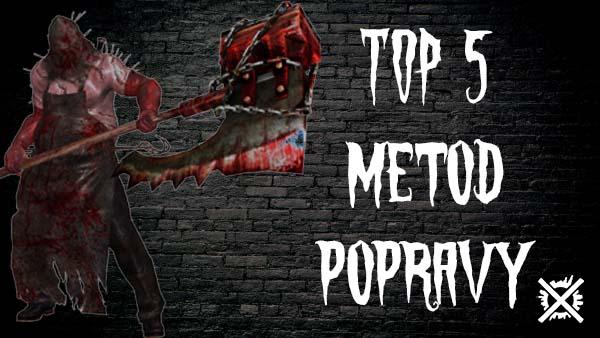 TOP 5 Metod popravy Článek Darktown