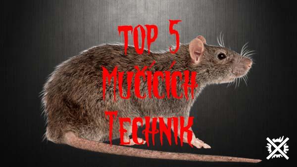 Top 5 Mučících Technik Článek Darktown