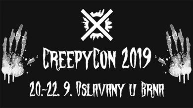 Photo of CreepyCon 2019