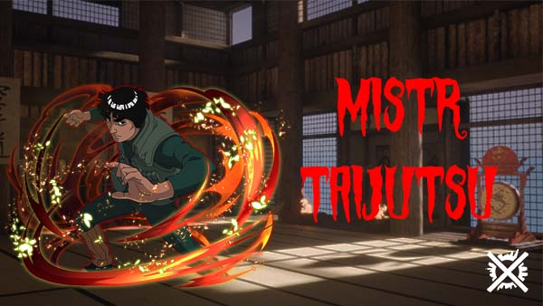 Mistr Taijutsu Příběh Darktown