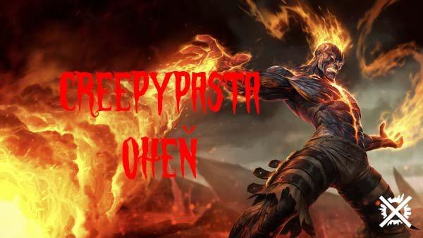 Oheň Creepypasta Darktown