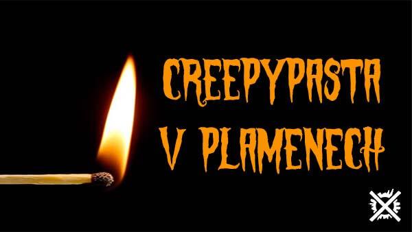 V plamenech Creepypasta Darktown
