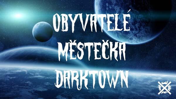 Obyvatelé Městečka Darktown