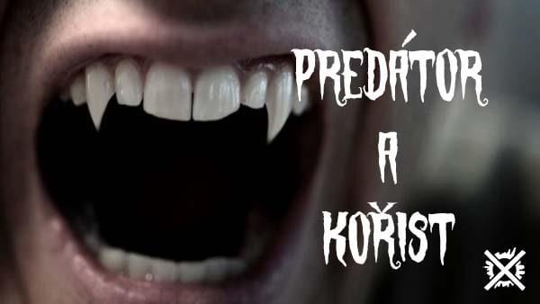 Predátor a Kořist Creepypasta Darktown