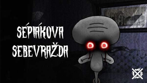 Sépiákova sebevražda Creepypasta Darktown
