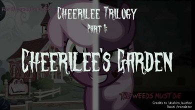 Photo of Cheerliee's Garden | pt. 1/14 | MLP Creepypasta