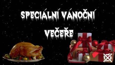 Speciální Vánoční Večeře Creepypasta Darktown