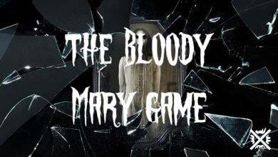 The Bloody mary game Creepypasta Darktown